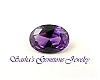 14 X 10 OVAL SIMULATED ALEXANDRITE