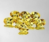7 X 5 OVAL CITRINE - LOT OF 8 STONES